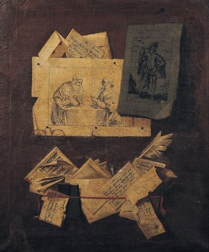 ANDREA DOMENICO REMPS (1620-1699)