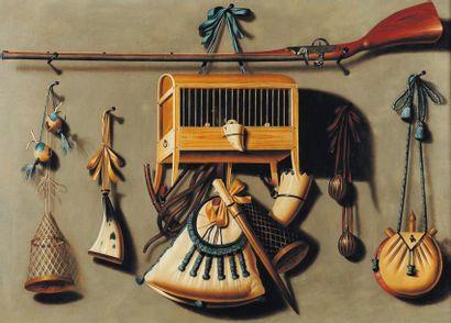JOHANNES LEEMANS (LA HAYE 1633-1688)