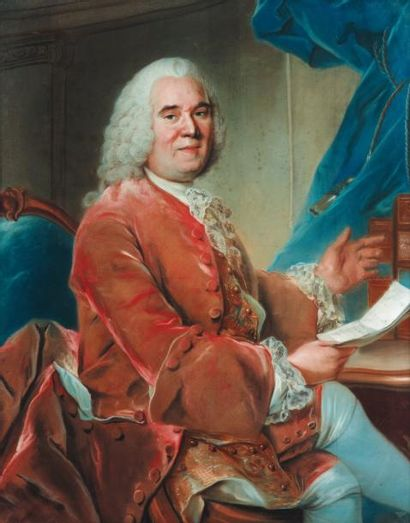 LOUIS VIGEE (PARIS 1715-1767)