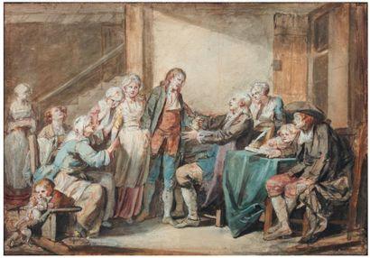 JEAN-BAPTISTE GREUZE (TOURNUS 1725-PARIS 1805)