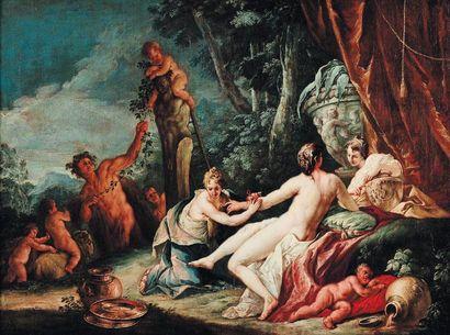 ATTRIBUÉ À FRANCESCO FONTEBASSO (1709-1769)