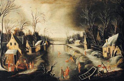 SUIVEUR DE DENIS VAN ALSLOOT (1570-1628)