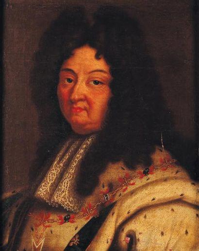 ECOLE FRANÇAISE VERS 1700, ENTOURAGE DE HYACINTHE RIGAUD