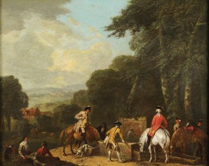 JAN PIETER VERDUSSEN (ANVERS VERS 1700-AVIGNON 1763)