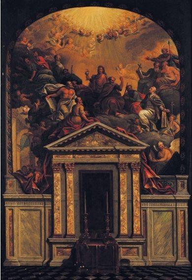 ECOLE VÉNITIENNE, VERS 1680