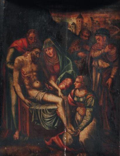 ECOLE ITALIENNE DU XVIe SIÈCLE