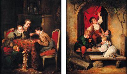 CLAUDIUS JACQUAND (1804-1868)