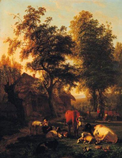 ILDEPHONSE STOCQUART (1819-1889)