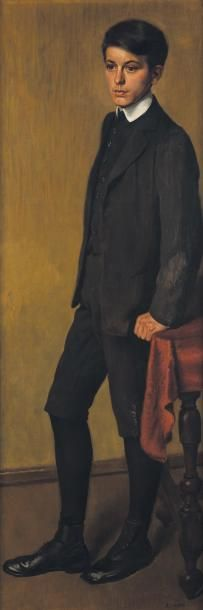 ADOLPHE CRESPIN (1851-1944)