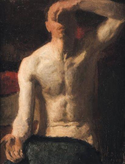 KARL DICK (1884-1967)