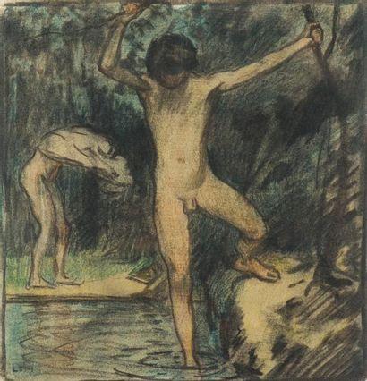 LUDWIG VON HOFMANN (1865-1945)