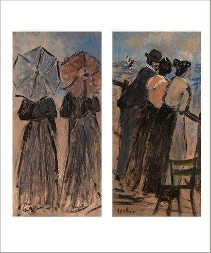 Henri SAINT CLAIR (1899-1990)