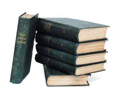 Lot de divers livres anciens