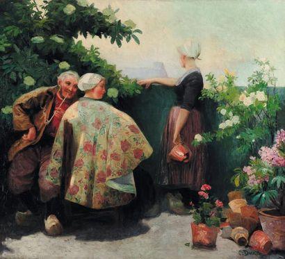 C. Duxa (Vienne, 1871-1937)