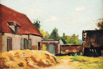 École française du XXe s. C. Honbin