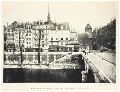 COMMISSION MUNICIPALE DU VIEUX PARIS. Procès-verbaux....