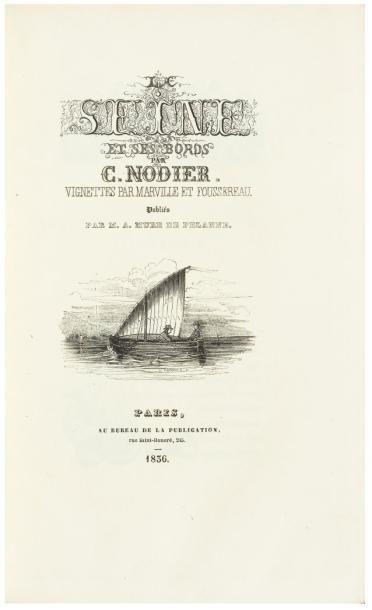 NODIER (Charles)