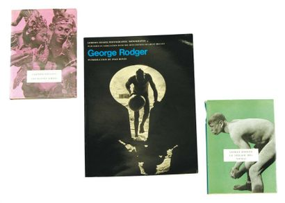 RODGER, George (1908-1995) et Henri CARTIER-BRESSON (1908-2004)