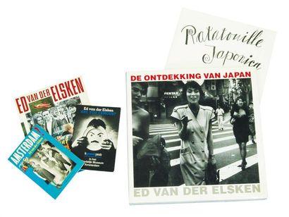 VAN DER ELSKEN Ed (1925-1990)