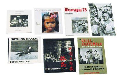 WESSING, Koen (1942-2011), Peter MARTENS (1937-1992) et Toon MICHIELS (1950)