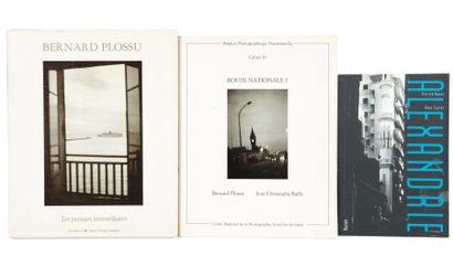 PLOSSU, Bernard (1945), Patrick MANEZ (1964)