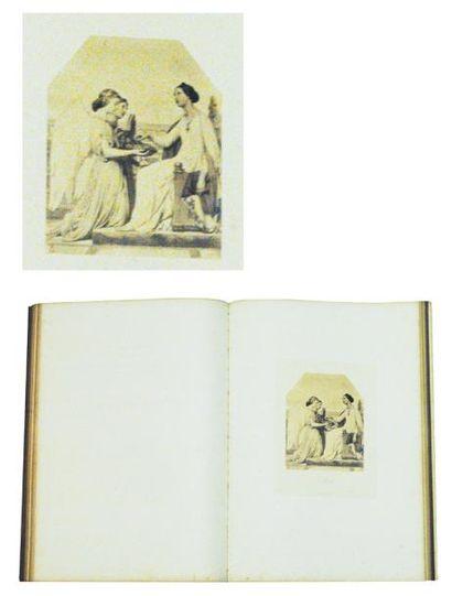 BINGHAM, Jefferson Robert (1825-1870) Oeuvre de Paul Delaroche. Paris: Goupil et...