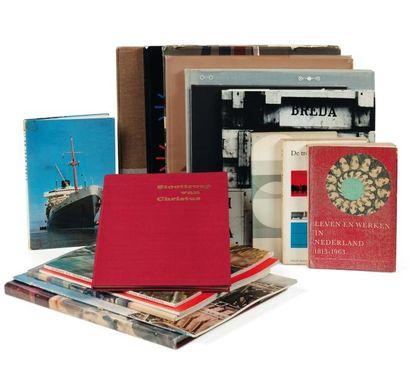 OORTHUYS, Cas (1908-1975) Ad WINDIG (1912-1996), etc.