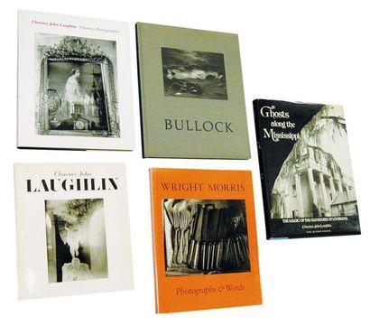 BULLOCK, Wynn (1902-1975), Wright MORRIS and Clarence John LAUGHLIN (1905-1985)