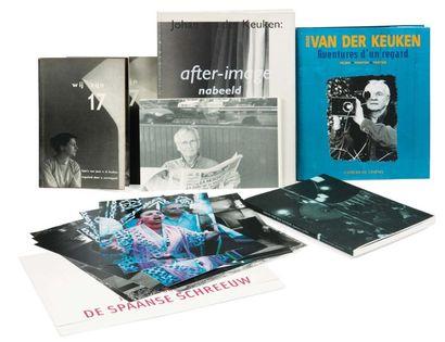 VAN DER KEUKEN, Jo(h)an (1938-2001)