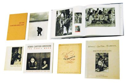 CARTIER-BRESSON, Henri (1908-2004)