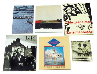 CHARGESHEIMER (1924-1971) etc. CHARGESHEIMER. Zwischenbilanz. Köln: greven Verlag,...