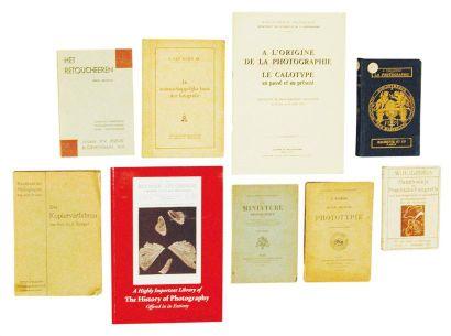 I: La photolithographie. Son origine, ses procédés, ses applications par G. Fortier....