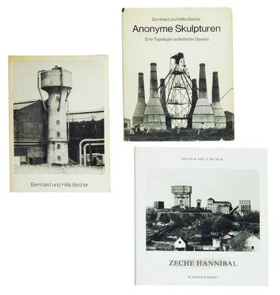 BECHER, Hilla (1934) et Bernd (1931-2007) 1): Anonyme Skulpturen. Eine Typologie...