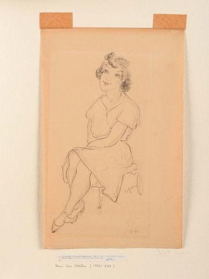 HENRI VAN STRATEN (1892-1944)