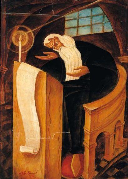 NICOLAS ISZELENOV (1891-1981) ?