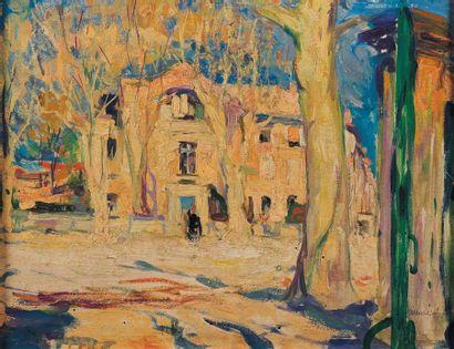 F.ALLARD L'OLIVIER (1883-1933)