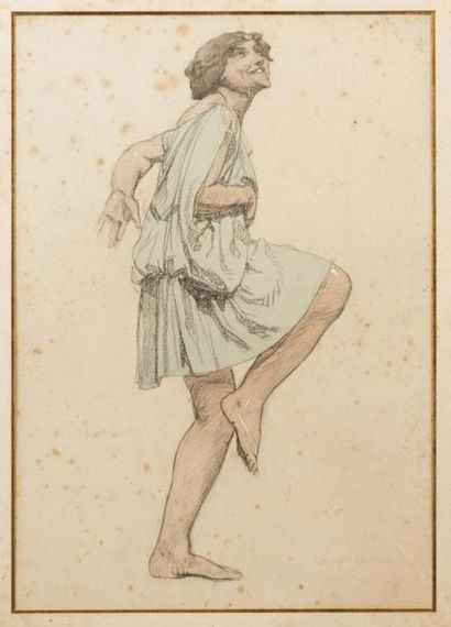 JEAN THÉODORE DUPAS (1882-1964)