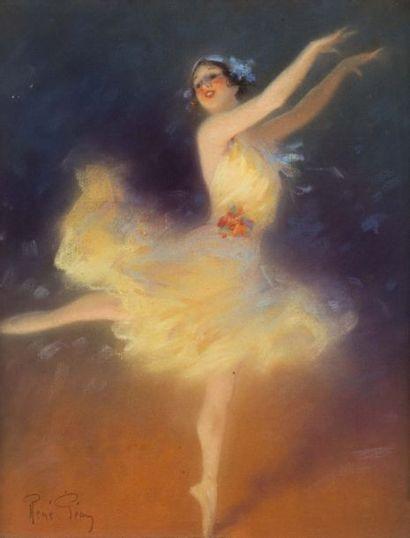 RENÉ PEAN (1875-1955)