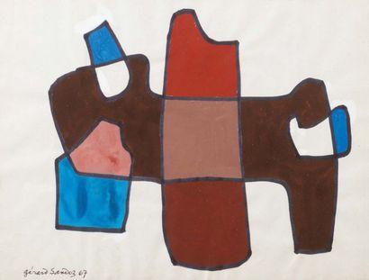 Gérard SANDOZ (1902-1995)