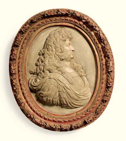 FRANCE, XVIIIE SIÈCLE PROFIL DE LOUIS XIV
