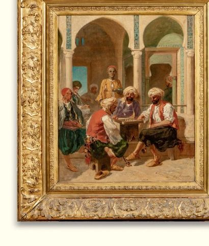 EUGÈNE FROMENTIN 1820-1876