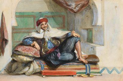 EUGÈNE DELACROIX 1798 - 1863