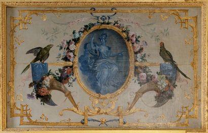 ÉCOLE FRANÇAISE du milieu du XVIIIe siècle