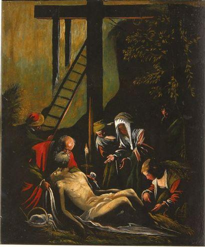 ATTRIBUÉ À FRANCESCO DA PONTE DIT FRANCESCO BASSANO (BASSANO DEL GRAPPA 1549 - VENISE 1592)