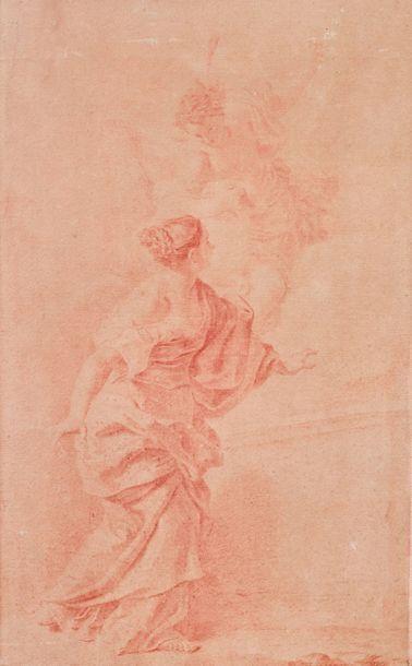 Attribué à Antonio BALESTRA (Vérone 1666 - 1740)