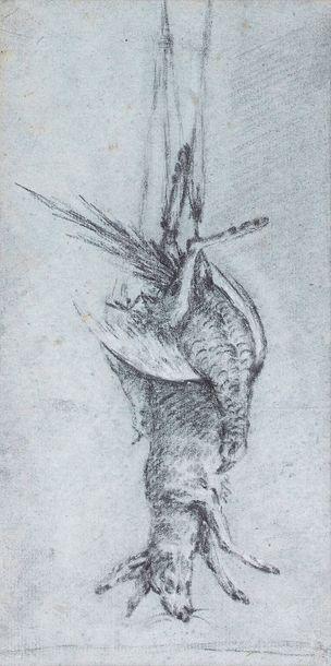ATTRIBUÉ À JEAN - BAPTISTE OUDRY (1686 - 1755)