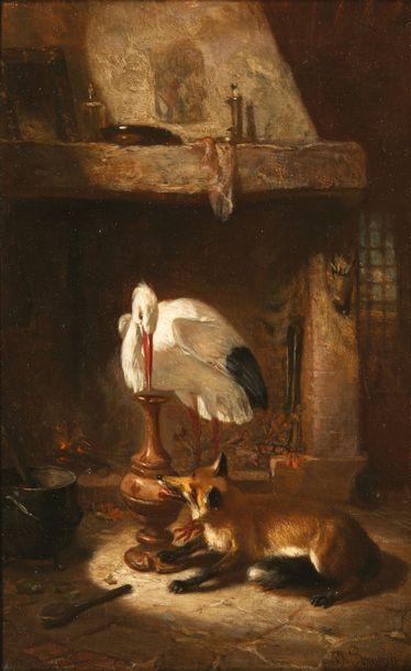 Philippe ROUSSEAU (1816 - 1887)