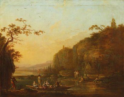 Jean Baptiste CLAUDOT (Badonviller 1733 - Nancy 1805)