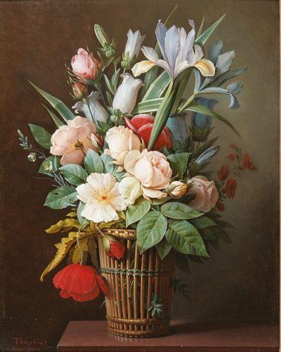 AUGUSTIN-ALEXANDRE THIERRIAT (1789 - 1870)