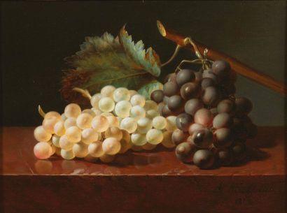 JEAN - BAPTISTE GALLET (1820 - 1848)